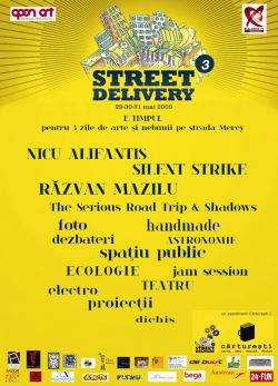 Street Delivery 2009